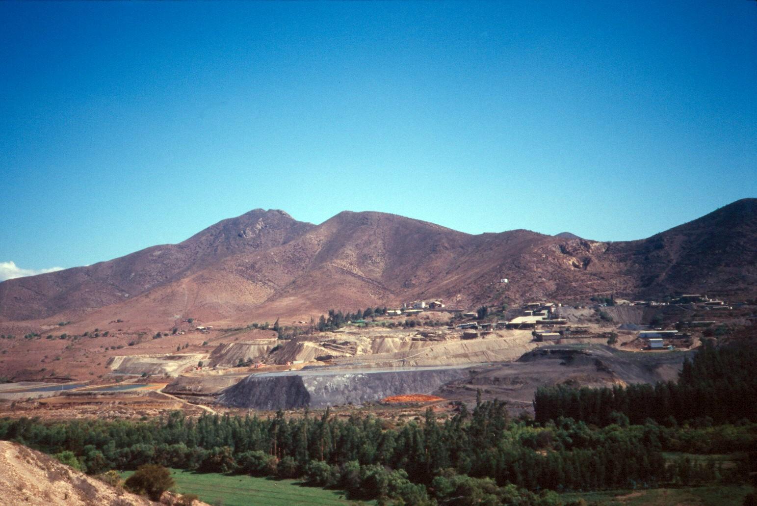 Factores de riesgo en la mineria chilena